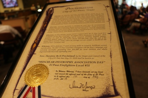 Fill The Booth 2018 Proclamation - 7