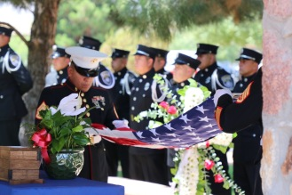 Capt Gallardo Funeral - 10