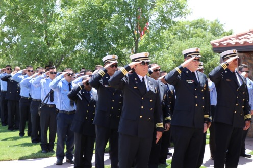 Capt Gallardo Funeral - 11