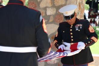 Capt Gallardo Funeral - 13