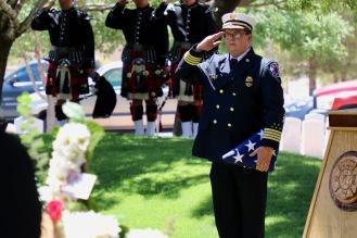 Capt Gallardo Funeral - 15