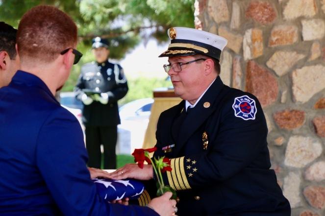 Capt Gallardo Funeral - 19