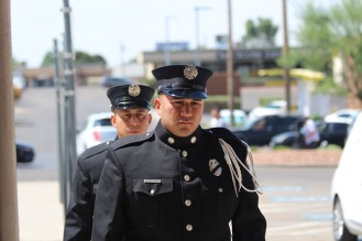 Capt Gallardo Funeral - 2