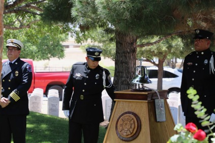 Capt Gallardo Funeral - 20