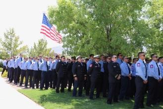 Capt Gallardo Funeral - 22