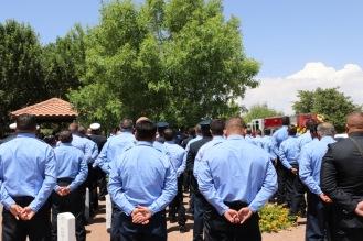Capt Gallardo Funeral - 23