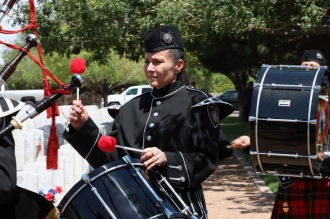 Capt Gallardo Funeral - 26