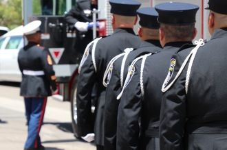 Capt Gallardo Funeral - 6