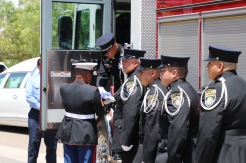 Capt Gallardo Funeral - 7
