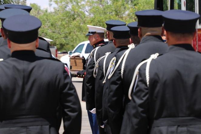 Capt Gallardo Funeral - 8