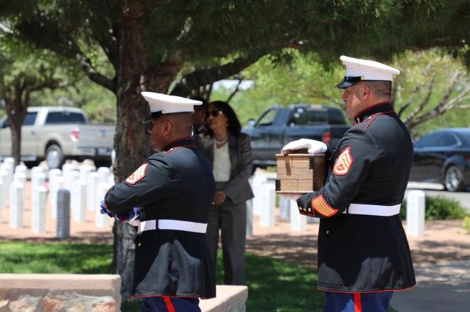 Capt Gallardo Funeral - 9