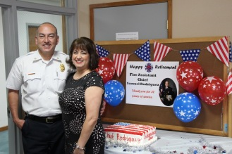 Chief Rodriguez Retirement - 1