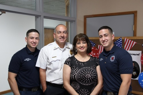 Chief Rodriguez Retirement - 2