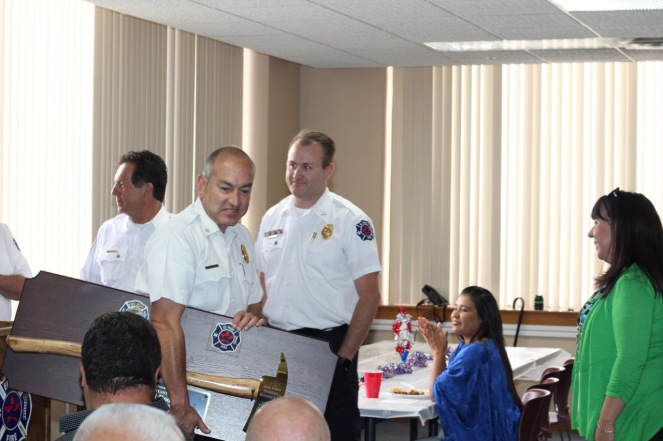 Chief Rodriguez Retirement - 20