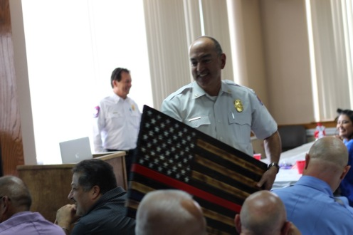 Chief Rodriguez Retirement - 30