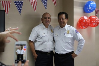 Chief Rodriguez Retirement - 45